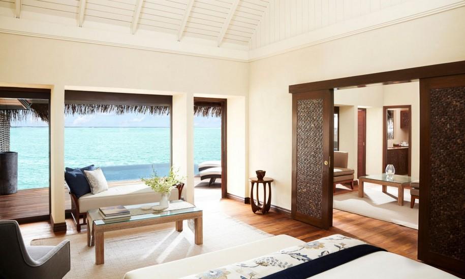 Изысканный отель на Мальдивах