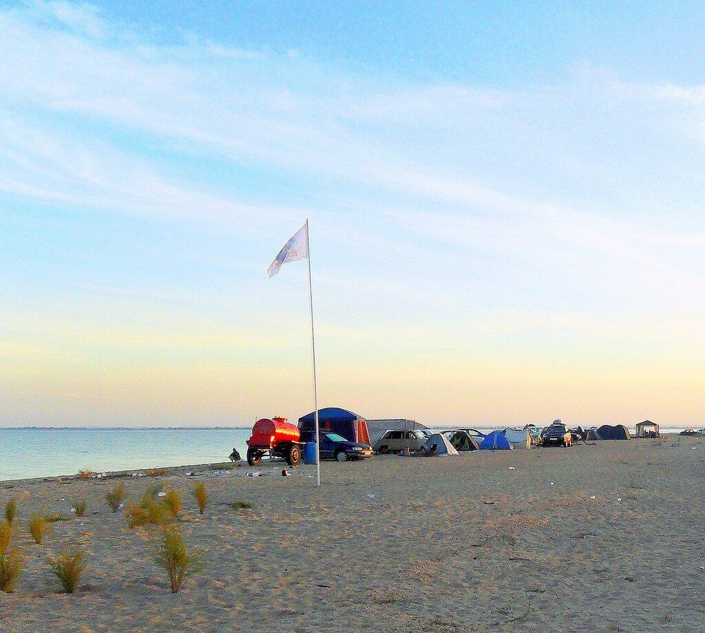 Миг Бытия, утро раннее, у моря, на слёте бардовском 08