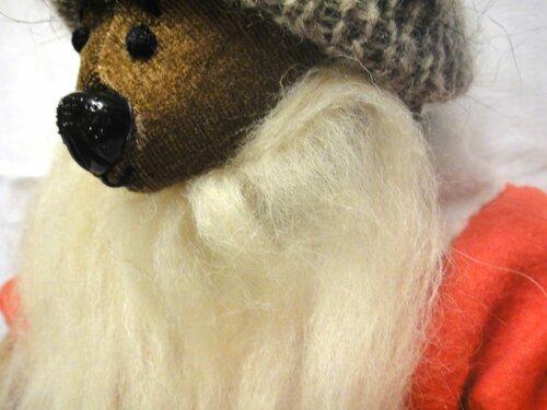 Мишка-Санта