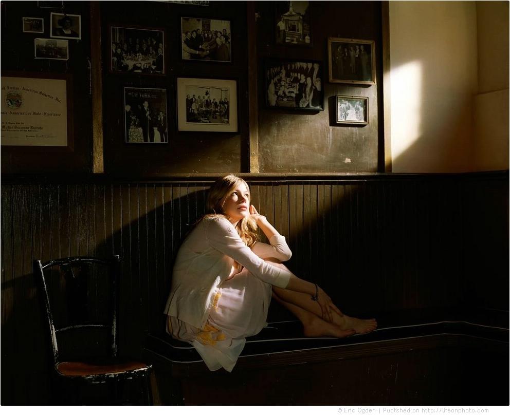 Фотограф звёзд Eric Ogden