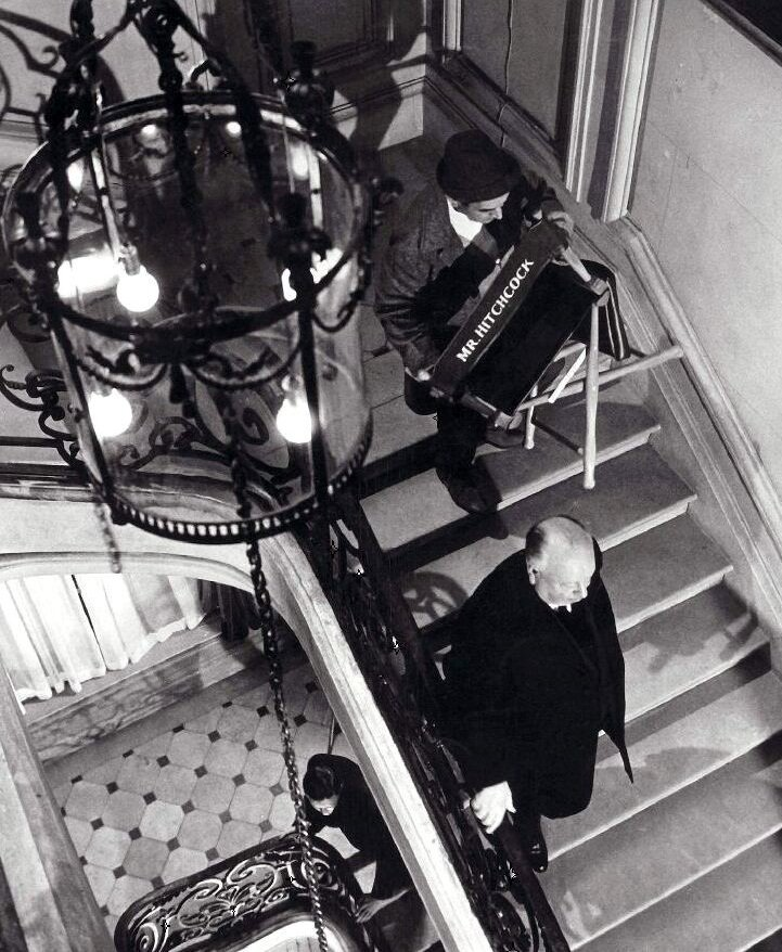 Alfred Hitchcock  of Topaz (1969)