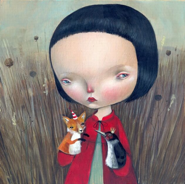 Illustrations by Dilka Bear