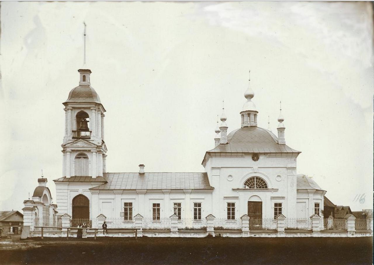 Церковь Богоотец Иокима и Анны (Зачатьевская)