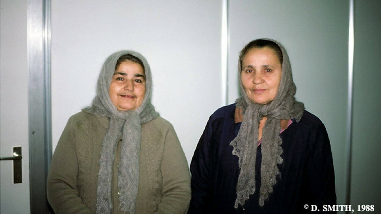 Тбилиси. Местные жительницы