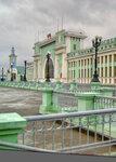 Новосибирский ж/д вокзал