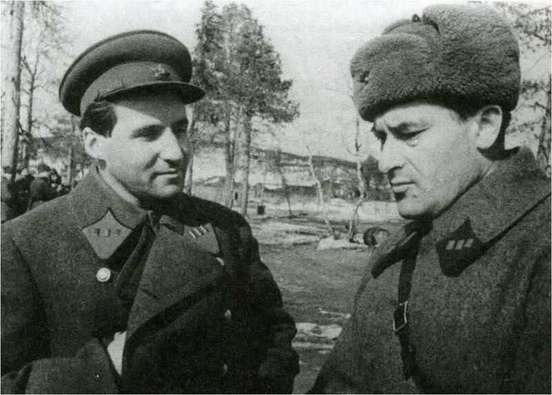 Константин Симонов, Евгений Петров