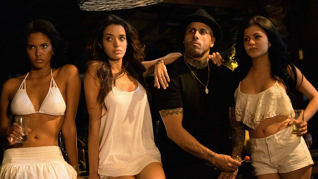 Nicky Jam as Lazarus in xXx: RETURN OF XANDER CAGE by Paramount Pictures and Revolution Studios