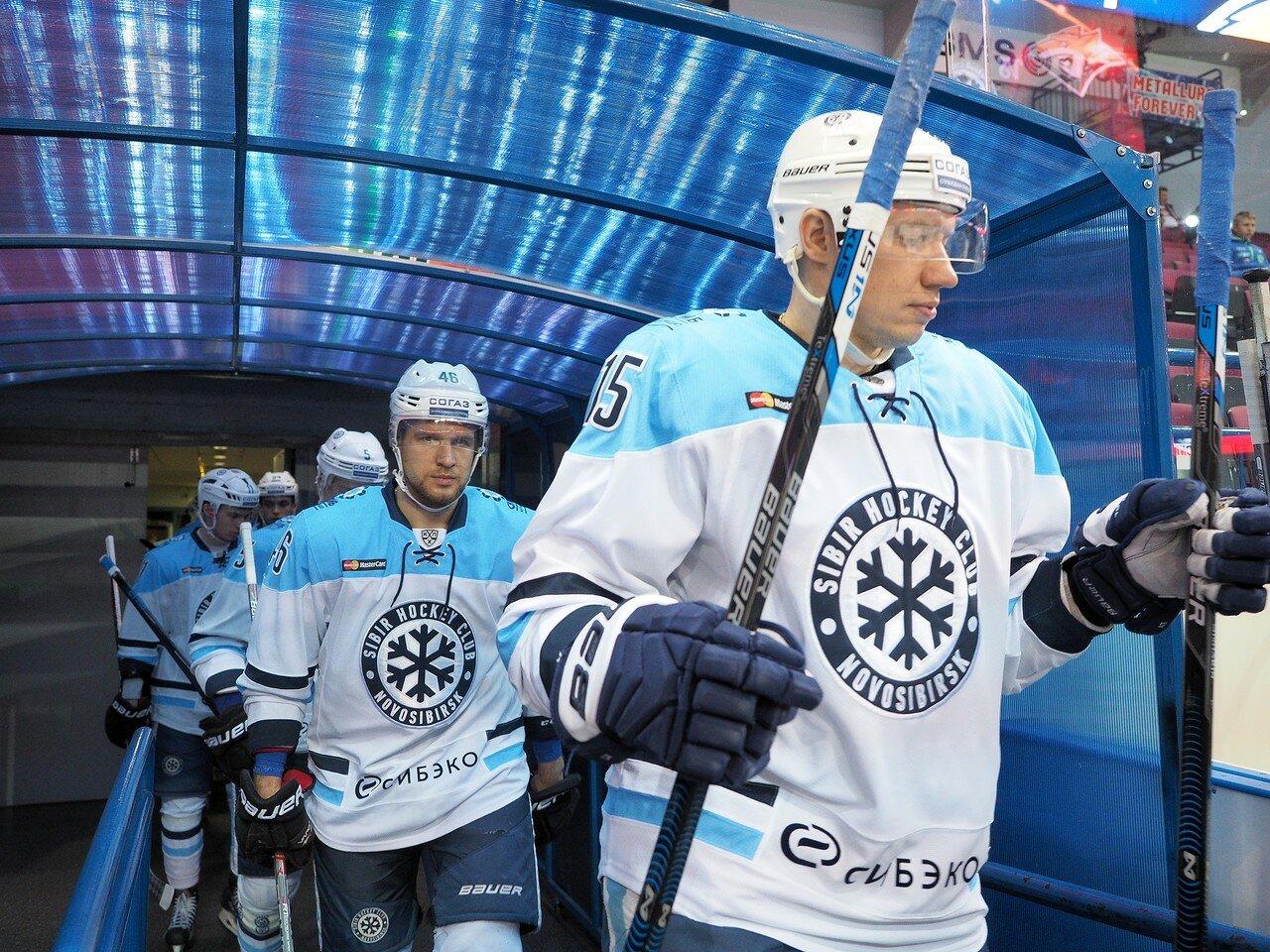 4Металлург - Сибирь 28.10.2016