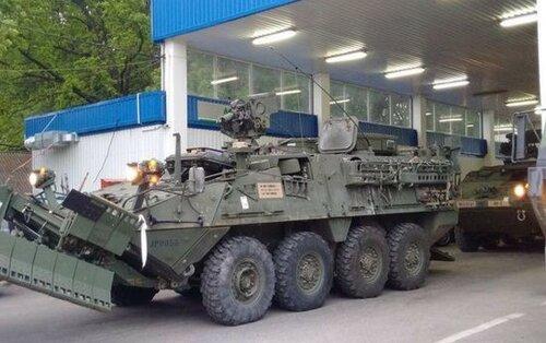 Молдавские СМИ не были допущены в палатки военных из США