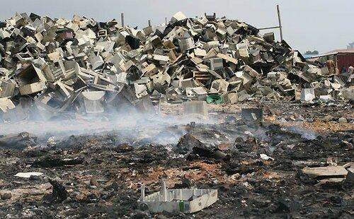 Эксперт: Молдова тонет в электронном мусоре