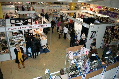 Выставки по косметологии и медицине пройдут в Калининграде