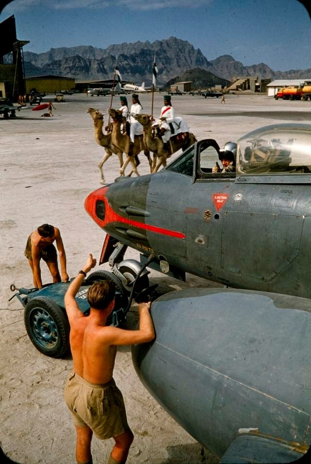 1955-56 Yemen Aden Protectorate - Mukalla by Brian Brake.jpg