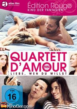 Quartett D'Amour - Liebe, wen du willst (2010)