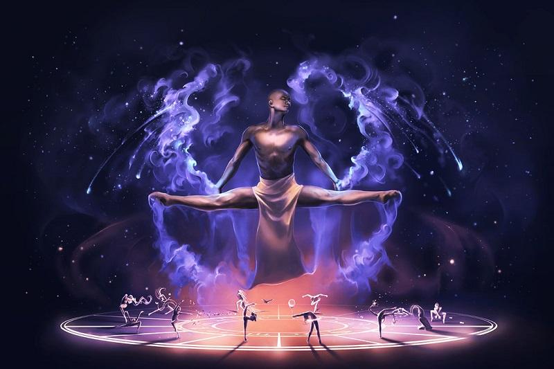 Серия - Призыв танцующего Зодиака