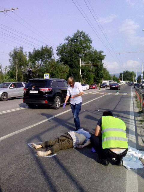 В результате ДТП в Крыму погиб человек (фото, видео)