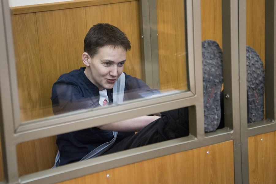 Савченко саботирует приговор.png