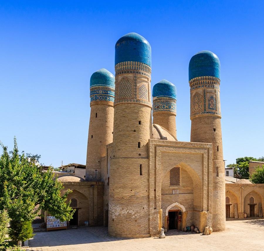 Всемирное наследие Юнеско. Узбекистан