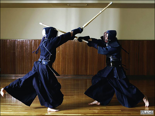 Кэндзюцу - японское искусство владения мечом