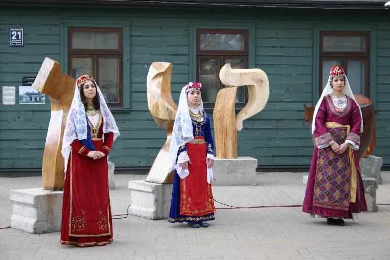 армянские девушки