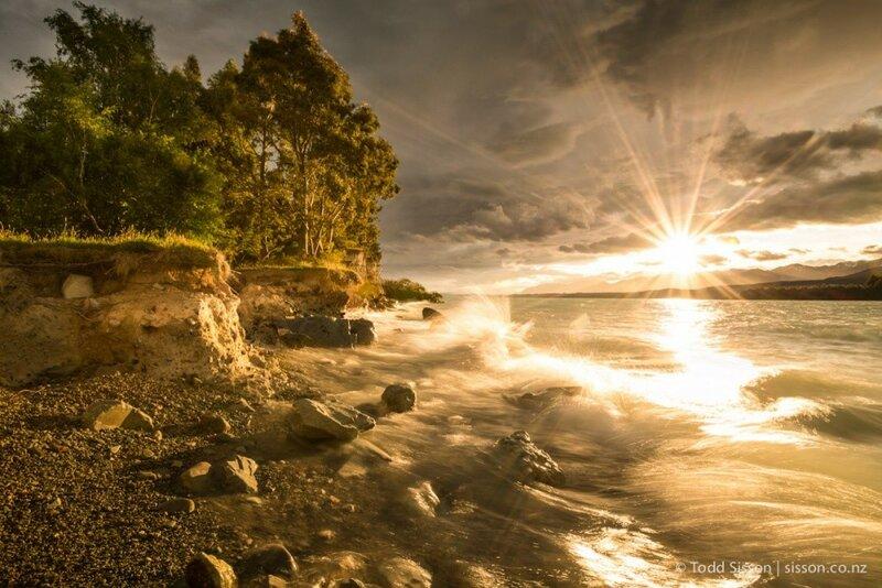 Сказочная Новая Зеландия в фотографиях