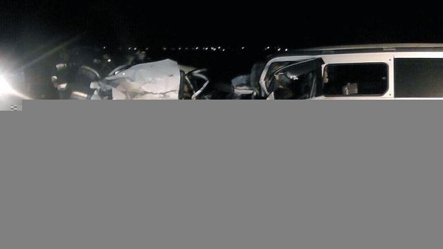 В Иркутской области при столкновении двух легковушек погибли 4 человека