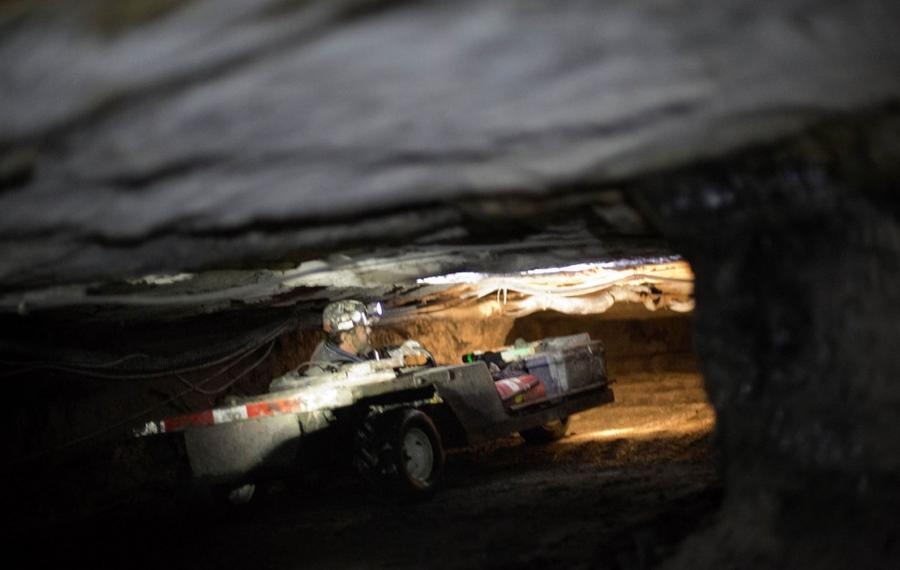 11. Угольная шахта Sally Ann 1 в городе Уэлч, Западная Виргиния, США, 6 октября 2015 года. 12. Станц