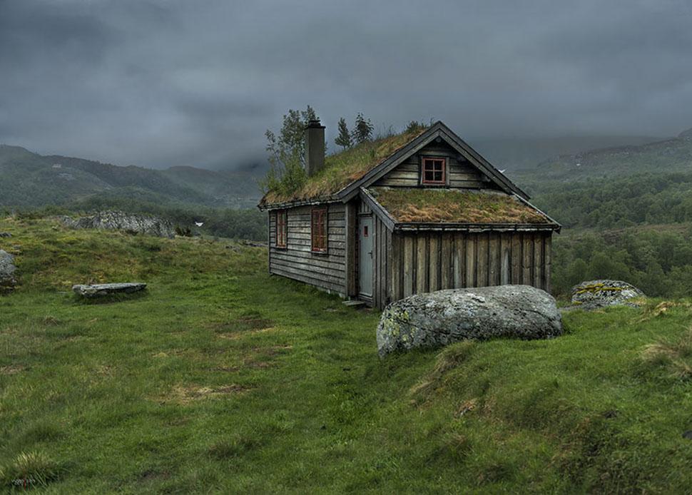Рогаланд, Гуллинген, Норвегия.