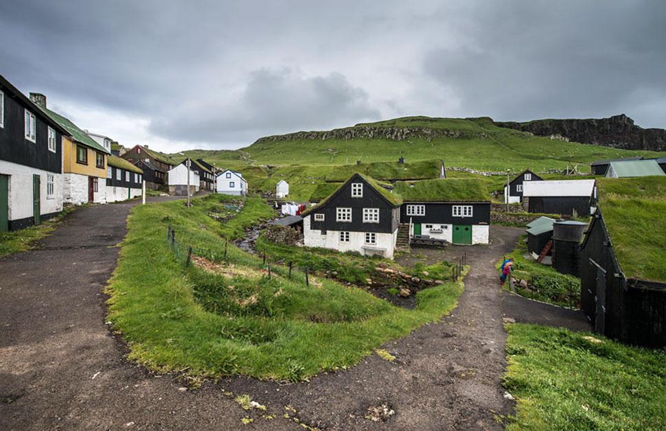 Микинес, Фарерские острова.