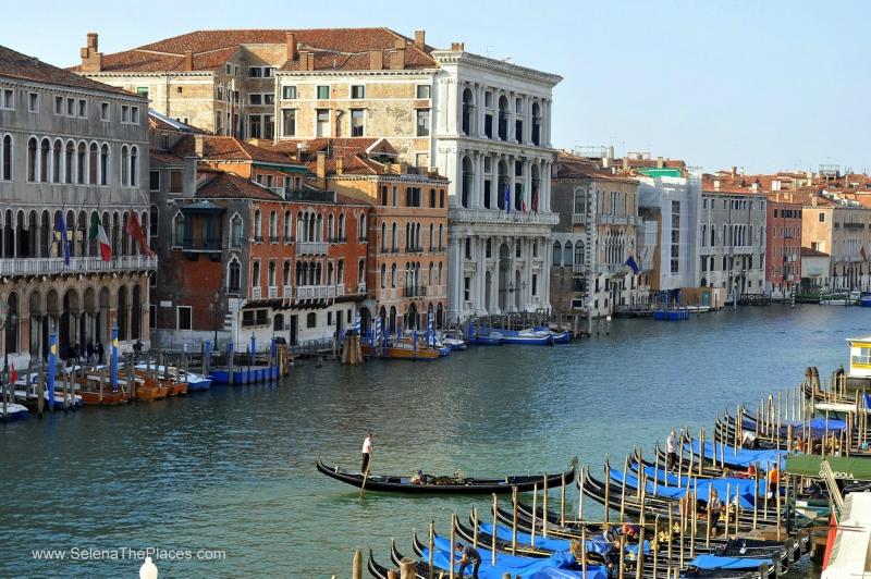 Что посмотреть в Венеции: Гран-Канал