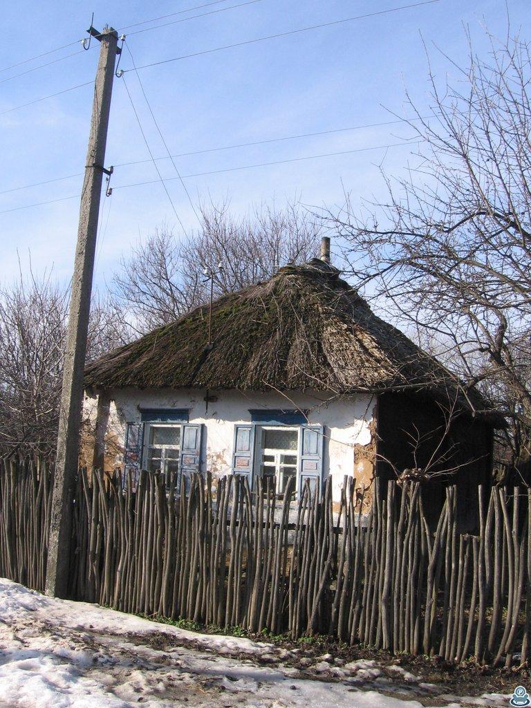 Дом в селе Каменка
