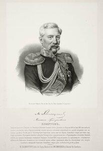 Михаил Григорьевич Хомутов, генерал-адъютант, генерал от кавалерии, наказный атаман Войска Донского.