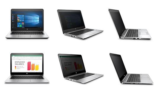 HPSure View защитит дисплей ноутбука отподглядывания