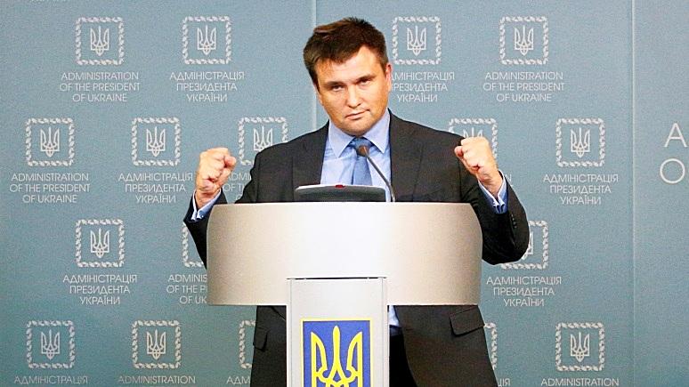 Украинский консул встретится сСущенко 14октября,— Климкин