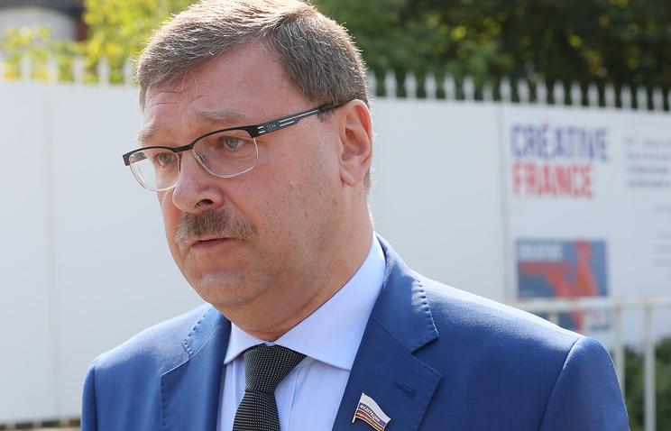 Косачёв: Российская Федерация непланирует воевать сСША