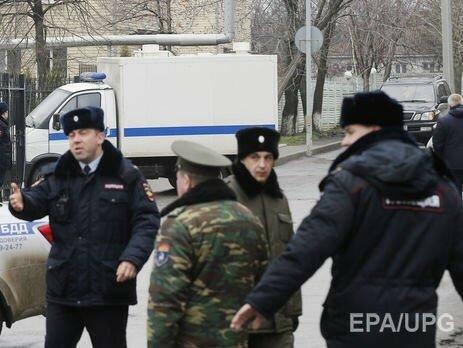 Террористы-смертники атаковали ставропольский отдел полиции