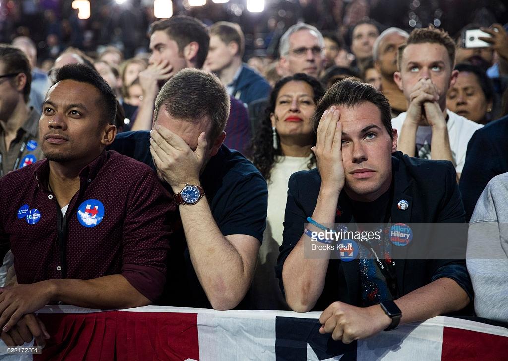 Слезы демократов