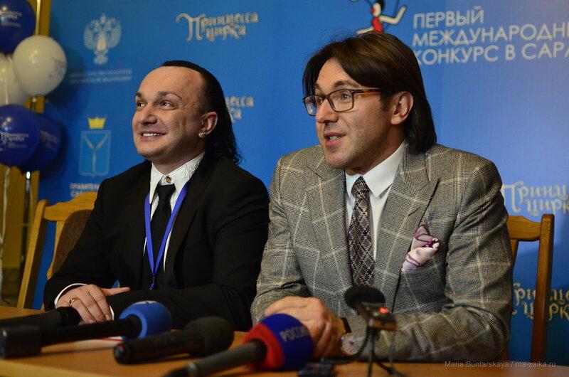 Андрей Малахов, Саратов, 21 апреля 2016 года