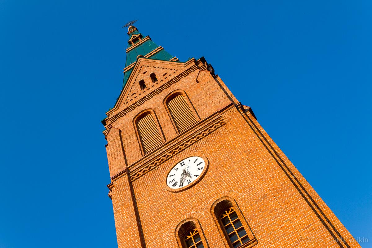Лютеранская церковь Цюрих - Зоркино фото 4