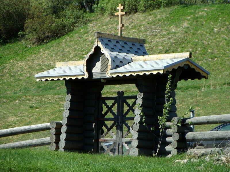 Врата к храму