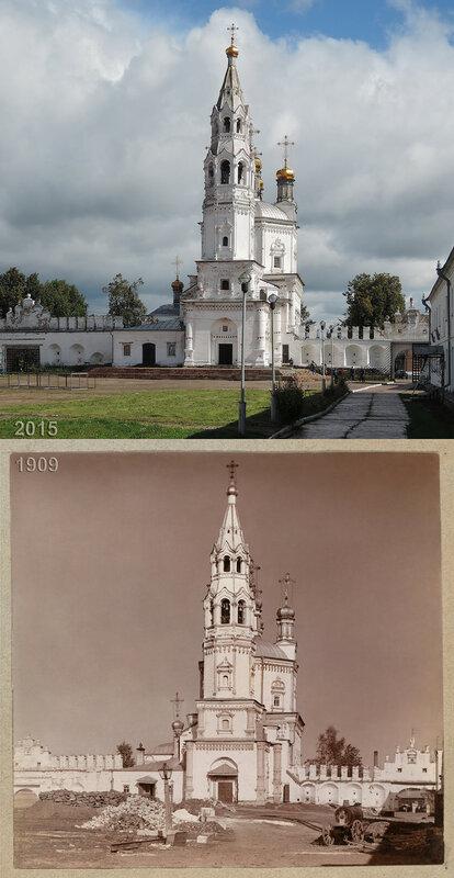 Троицкий собор в Верхотурье.