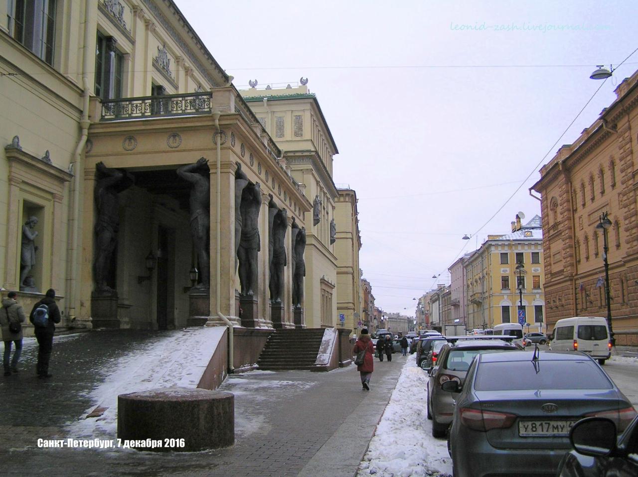 Санкт-Петербург Дворцовая площадь 44.JPG