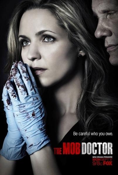 Доктор мафии (1 сезон: 1-13 серии из 13) / The Mob Doctor / 2012-2013 / ПМ (SET) / WEB-DLRip