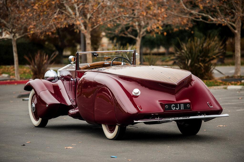 Rolls-Royce Phantom II Torpedo Sports by Barker '1930 1.jpeg