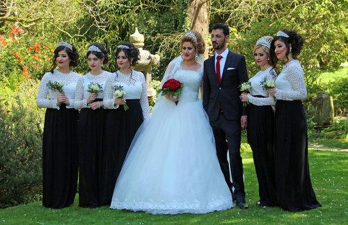 Свадебное.