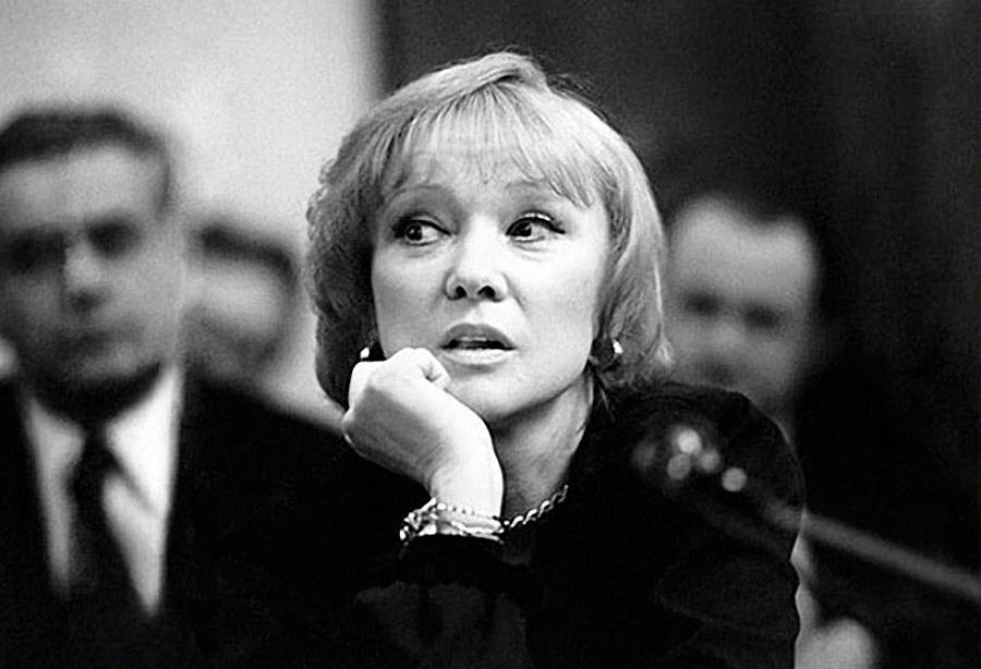 Людмила Гурченко. 1981 год