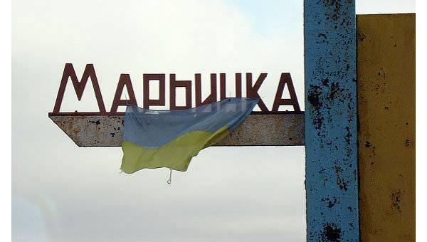 """На линии огня: Наблюдатели рассказали, из каких калибров и как боевики """"убивают"""" Марьинку"""