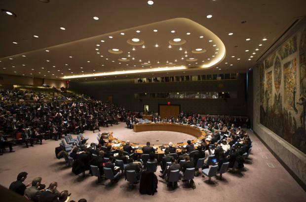 """""""Ради мира на земле"""": Украинцы попросят лишить Россию права голоса в Совбезе ООН"""