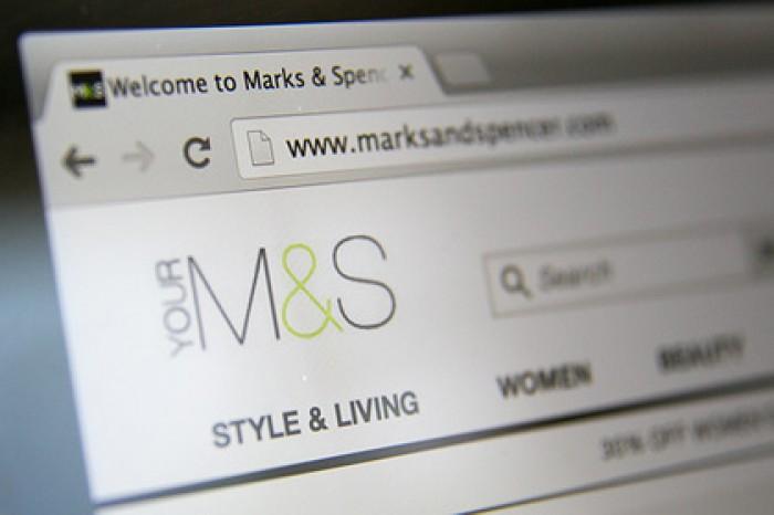 Marks & Spencer открыл в России магазин в интернете
