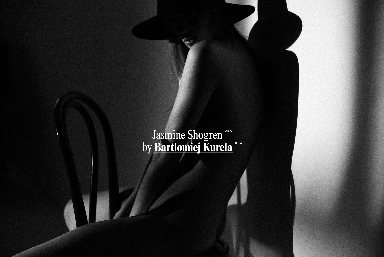 Jasmine Shogren by Bartlomiej Kurela