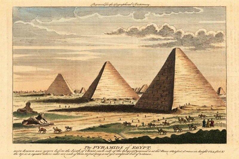 Зачем древние народы строили пирамиды